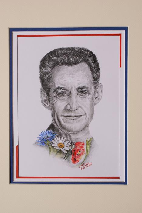 Nicolas Sarkozy by Jimmy73